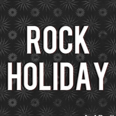 'Rock Holiday' Station  on AOL Radio