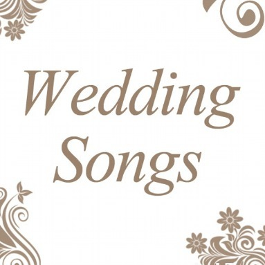 'Wedding Songs' Station  on AOL Radio