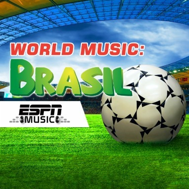 'World Music: Brazil' Station  on Slacker Radio