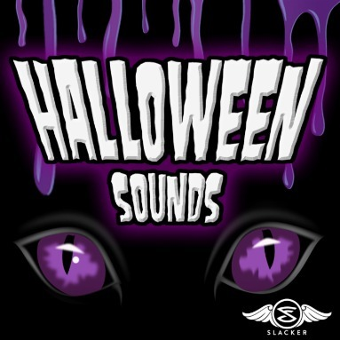 'Halloween Sounds' Station  on Slacker