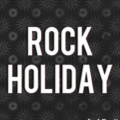 'Rock Holiday' Station  on AOL Radio