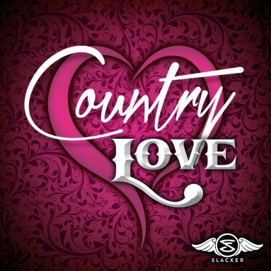 'Country Love' Station  on Slacker Radio