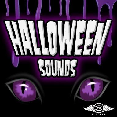 'Halloween Sounds' Station  on Slacker Radio