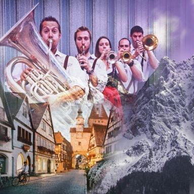 'German Folk Music' Station  on AOL Radio