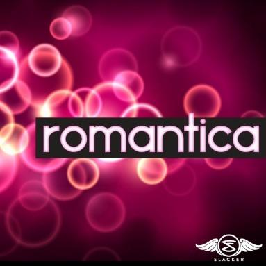 'Romántica' Station  on Slacker Radio