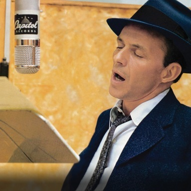 'Sinatra Style' Station  on AOL Radio